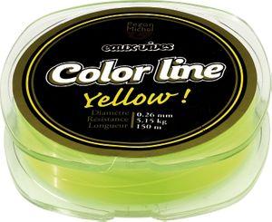 Lines Pezon & Michel E.VIVES CARN.COLOR LINE YELLOW 0,20