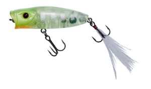 Lures Gunki HEDORAH 55 F GHOST YELLOW STRIPE