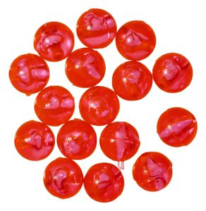 PERLE CAROLINA GUNKI ROUGE 6,5MM