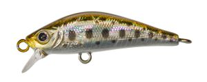Lures Gunki GAMERA 39 F 4CM IMPACT BROWN TROUT