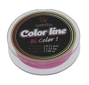 Lines Pezon & Michel E.VIVES COLOR LINE PINK/WHIT .0,185