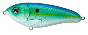 Lures Illex DEXTER JERK 120 SP LIME JELLY SHAD