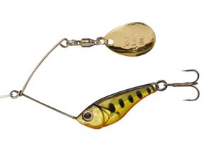 Lures Illex STREAM ROLLER 4G HL GOLD TROUT
