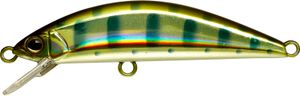 Lures Illex TRICOROLL 55HW 5.5CM GOLD YAMAME