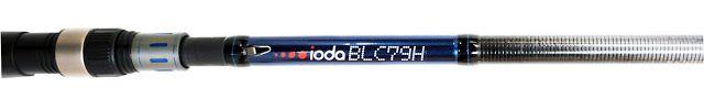 Rods Ioda BLUE LINE CASTING BLC 79H 2.36M - 40-150GR
