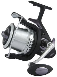 Reels Mitchell COMPACT LC SILVER 800
