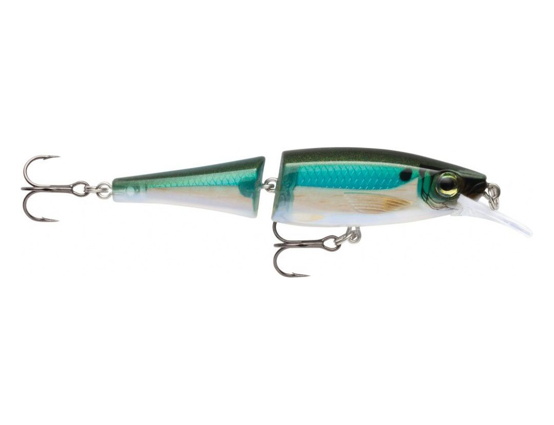 BX JOINTED MINNOW BXJM09 BLUE BACK HERRING