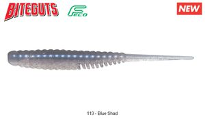 "Lures Noike MACHOBEE 3.6"" 113 - BLUE SHAD"