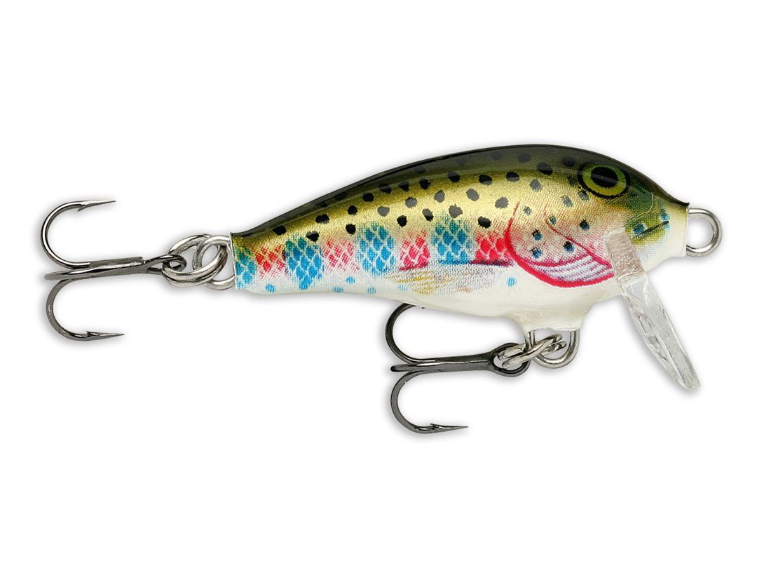 MINI FAT RAP MFR03 RAINBOW TROUT