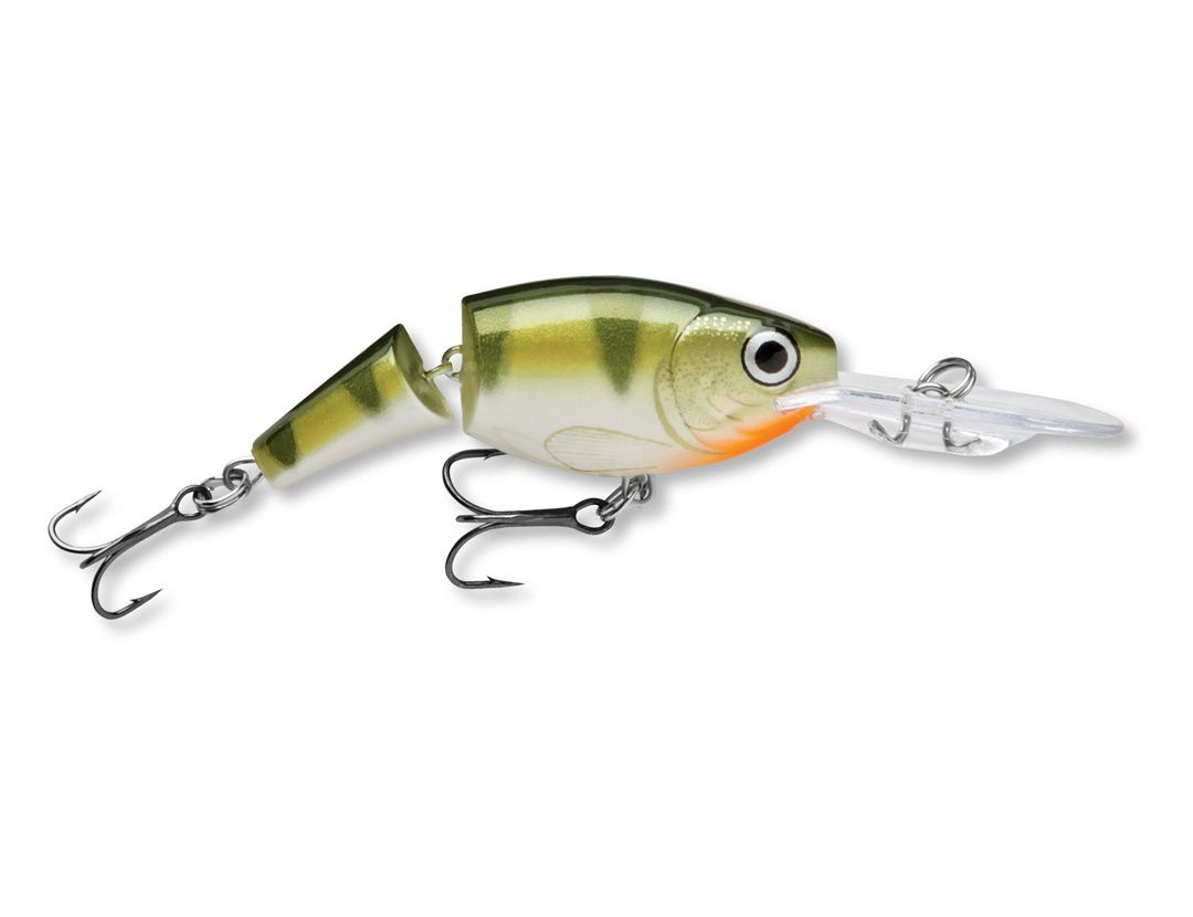 JOINTED SHAD RAP JSR07 YELLOW PERCH