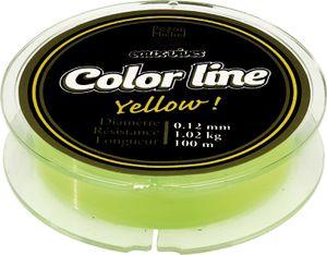 Lines Pezon & Michel NYLON EAUX VIVES COLOR LINE YELLOW 0,165