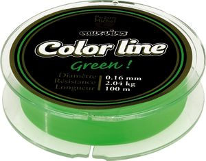 Lines Pezon & Michel NYLON EAUX VIVES COLOR LINE GREEN 0,165