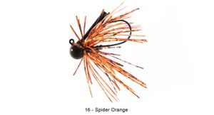 Lures Reins PLATON GUARD 2.6G 16 - SPIDER ORANGE
