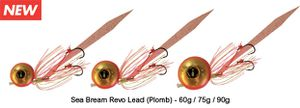 Lures Reins SEA BREAM REVO PLOMB 90G