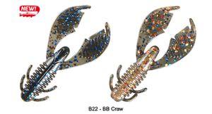 """Lures Reins AX CRAW MINI 2"""" B22 - BB CRAW"""