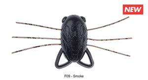 "Lures Reins CHIBISECTER 1,6"" F09 - SMOKE"