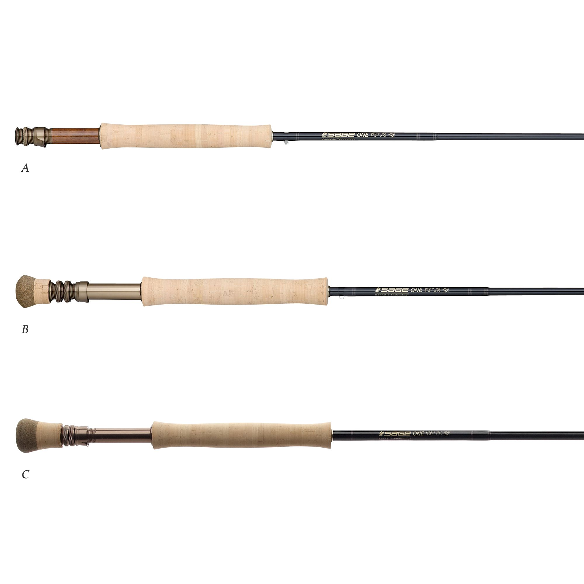Rods Sage ONE 4100-4 ONE