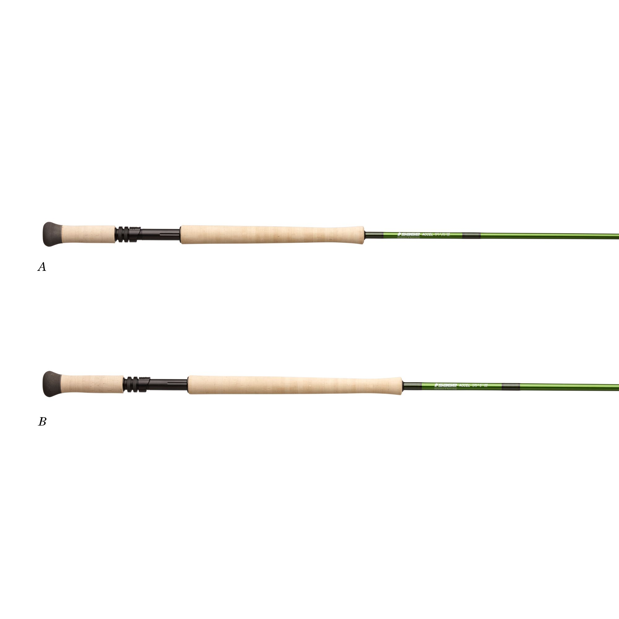 Rods Sage ACCEL SPEY 8136-4 ACCEL