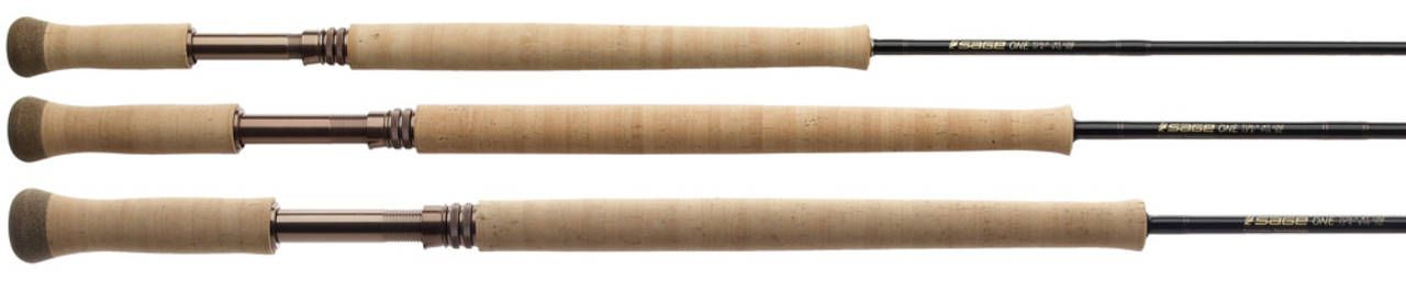 Rods Sage ONE SPEY 8126-4 ONE