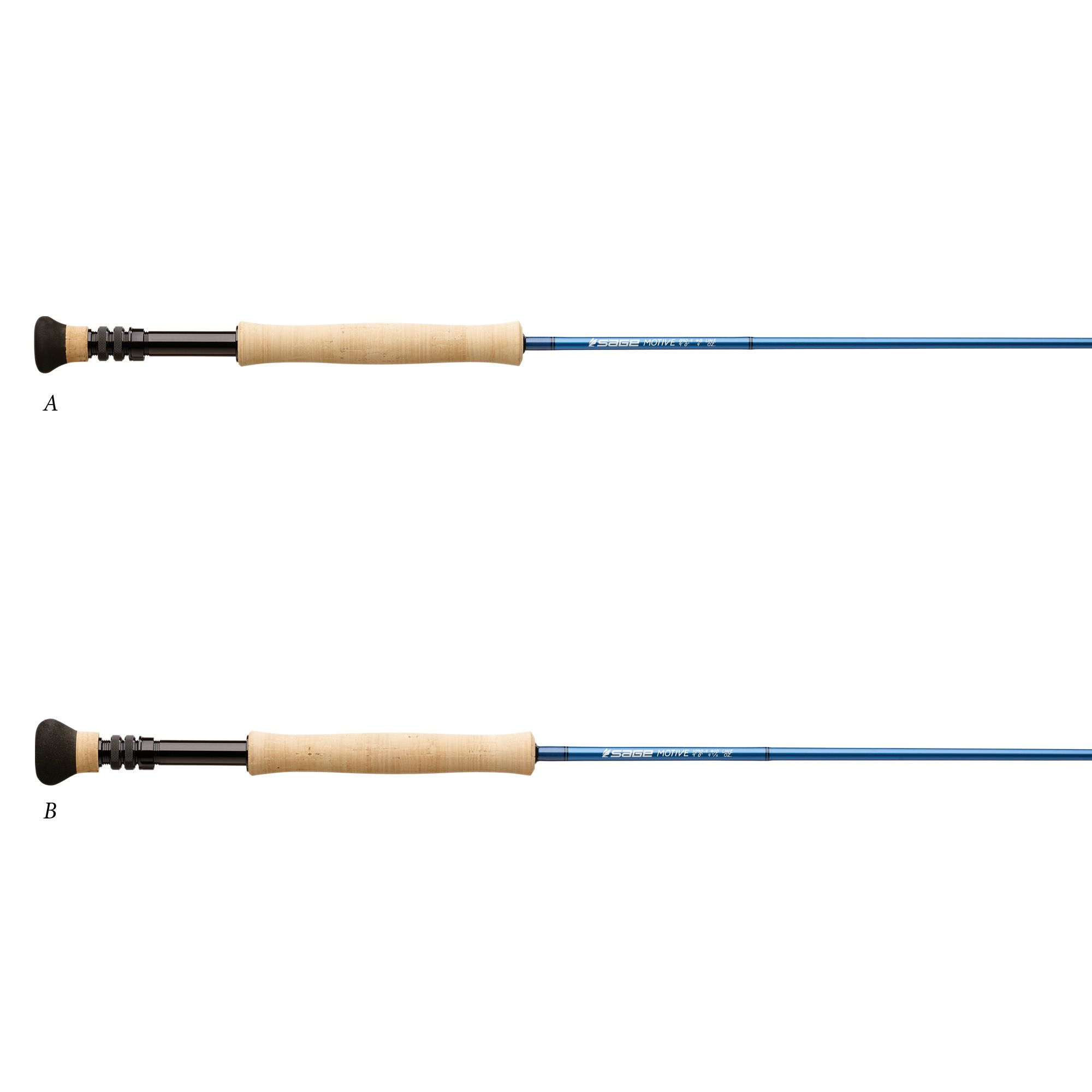 Rods Sage SALT 890-4 MOTIVE
