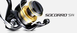 Reels Shimano SOCORRO SW SOC6000SW