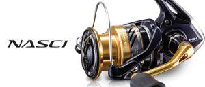Reels Shimano NASCI FB NASC2000SFB