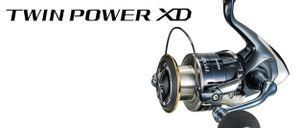 Reels Shimano TWIN POWER XD TPXDC3000XG
