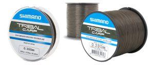 Lines Shimano TRIBAL CARP 1000M 0,35MM 11,70KG