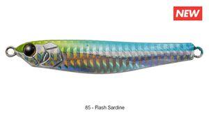 Lures Tiemco OCEAN DOMINATOR QUAY'S 30 G 85 - FLASH SARDINE