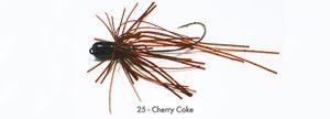 Lures Tiemco PDL BAIT FINESSE JIG 14 G 25 - CHERRY COKE