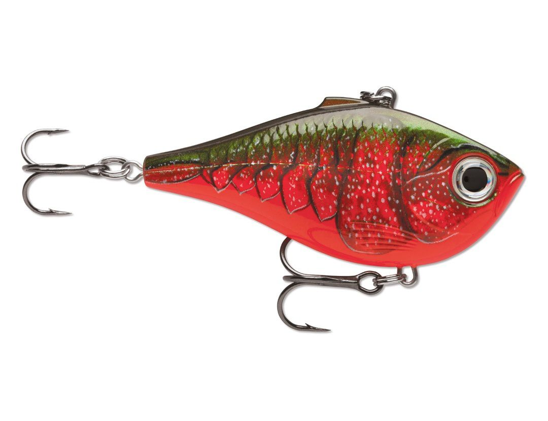 RIPPIN' RAP RPR05 RED CRAWDAD