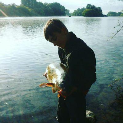 mat la pêche