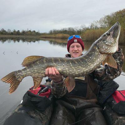 Ben Lecarpentier (Wild fishing )