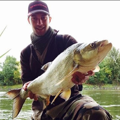 Hugo Fishing